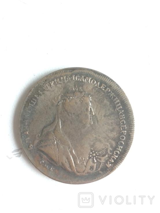Копия монеты, фото №2