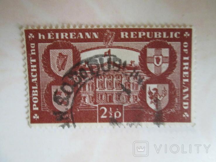 Ирландия 1949 Ирландская Республика гаш