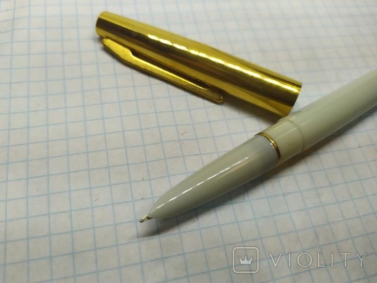 Ручка перьевая. СССР, фото №3