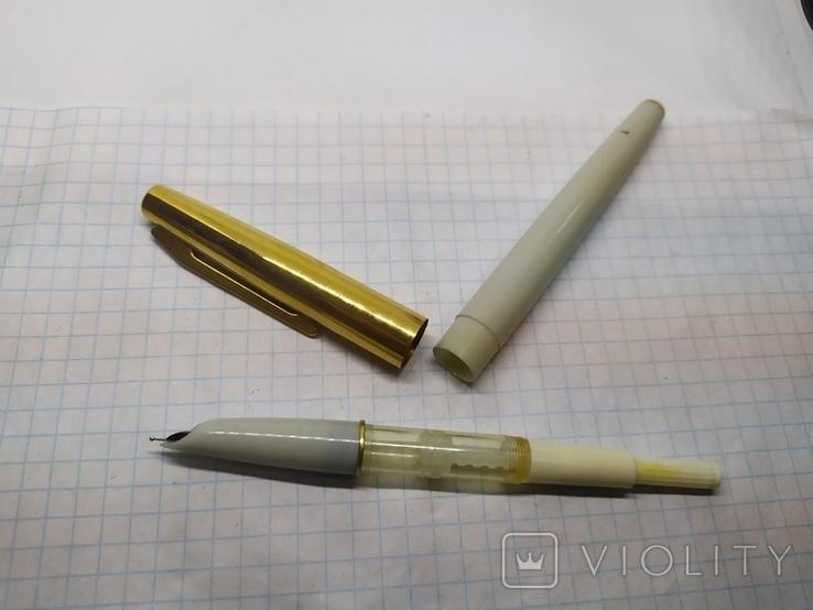 Ручка перьевая. СССР, фото №6