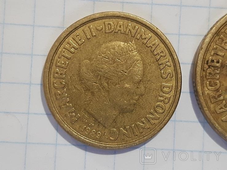 10 и 20 крон, Дания, фото №6
