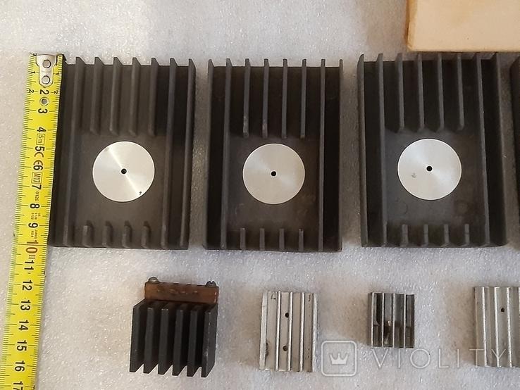 Радиаторы охлаждения 11 шт., фото №3