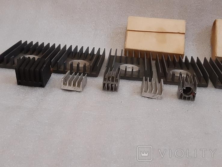 Радиаторы охлаждения 11 шт., фото №8