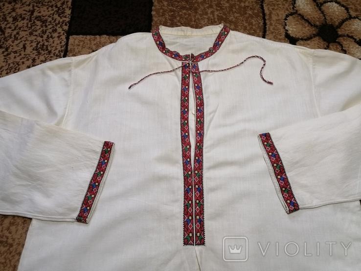 Чоловіча сорочка №1, фото №2