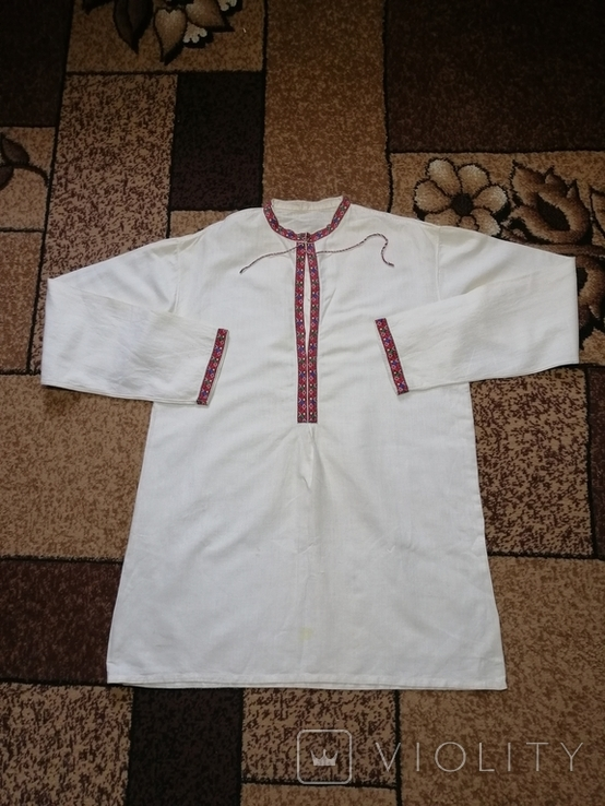 Чоловіча сорочка №1, фото №3