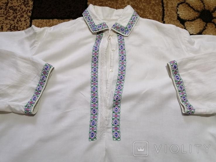 Чоловіча сорочка №2, фото №2