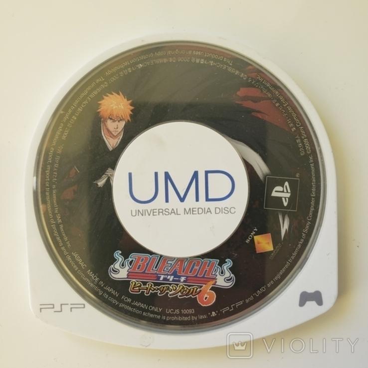 Bleach: Heat the Soul 6 UCJS-10093 (PSP), фото №2