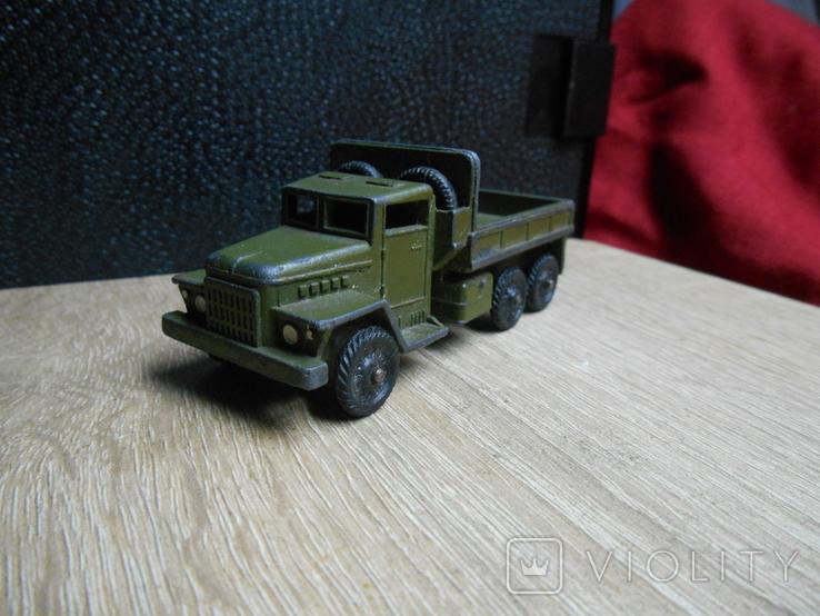Военный грузовик, фото №2