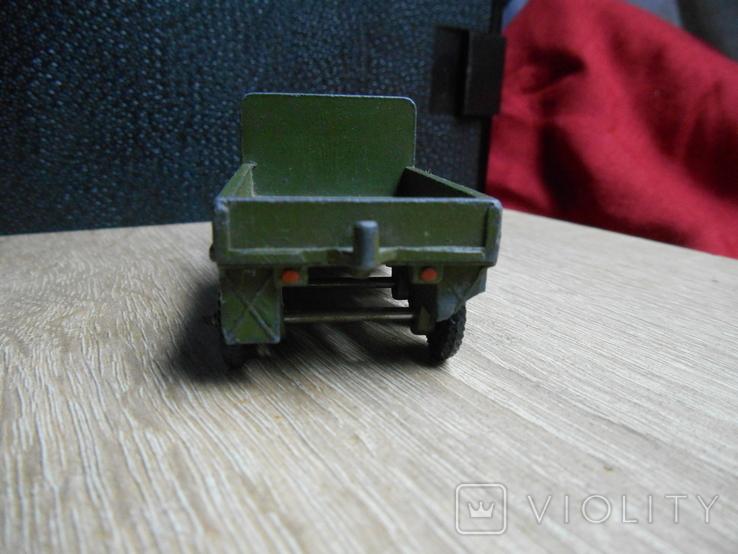 Военный грузовик, фото №5