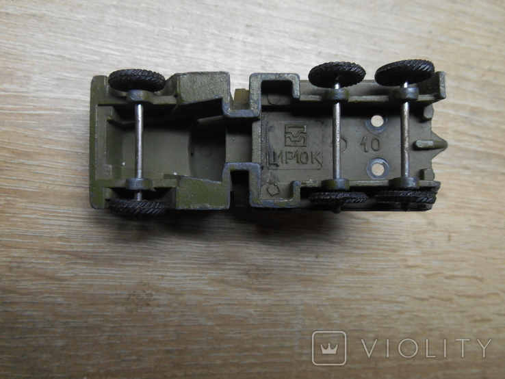 Военный грузовик, фото №10