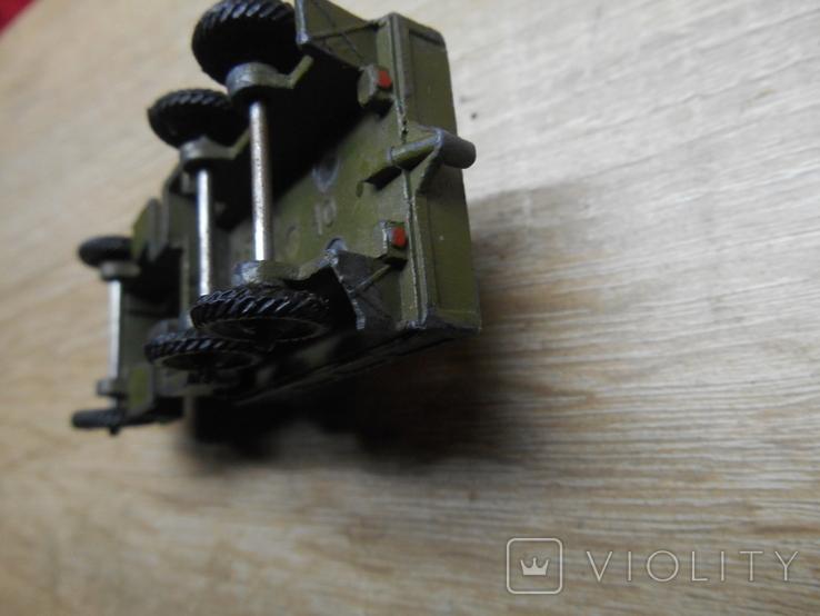 Военный грузовик, фото №11