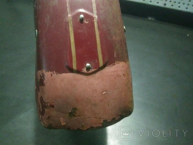 Переднее крыло от мопеда верховина, фото №5