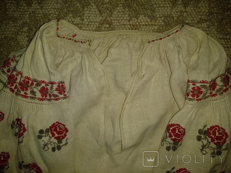 Сорочка конопляна., фото №6