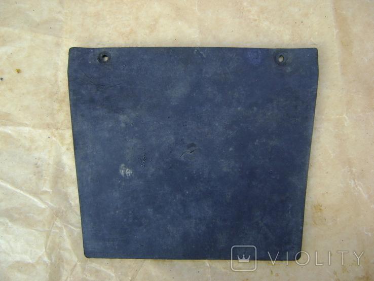 Мотороллер Тулица брызговик резина защитная, фото №3