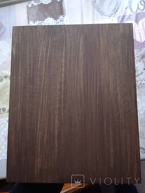 Икона Св.Николай чудотворец и Спиридон тримифунский писанная ручной работы, фото №3