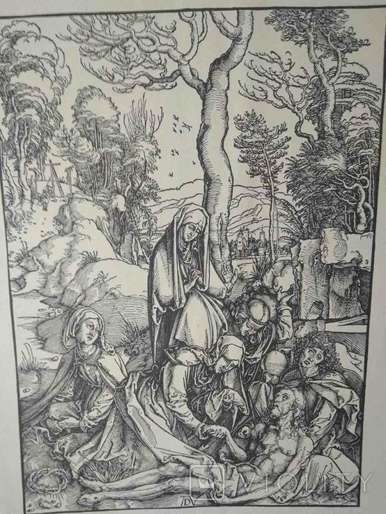 Альбом гравюр Альбрехта Дюрера, фото №4