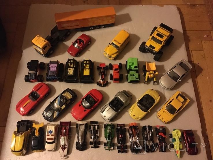Коллекция моделек 32 штуки, фото №3