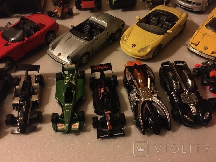 Коллекция моделек 32 штуки, фото №5
