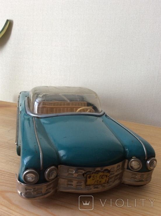 Машина большая , старая 51-60 ЛЕИ, фото №5