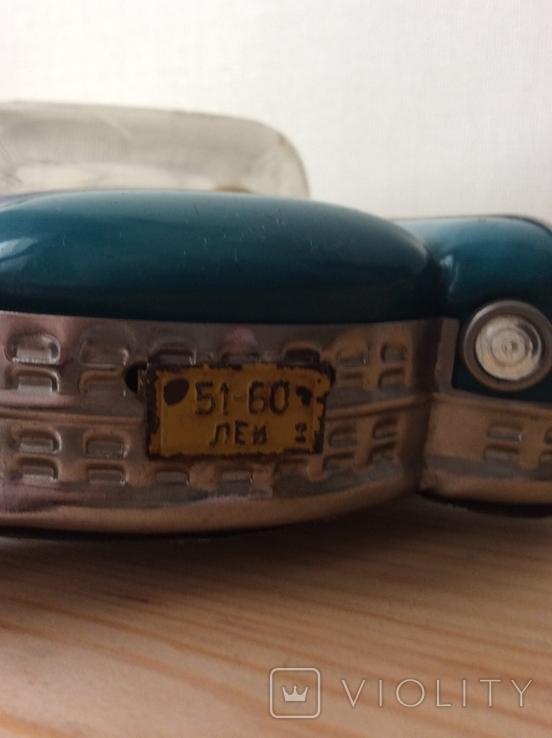 Машина большая , старая 51-60 ЛЕИ, фото №6
