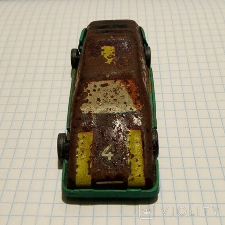 Машинка СССР номер 4, фото №3