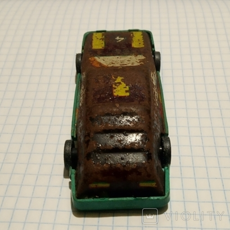 Машинка СССР номер 4, фото №5