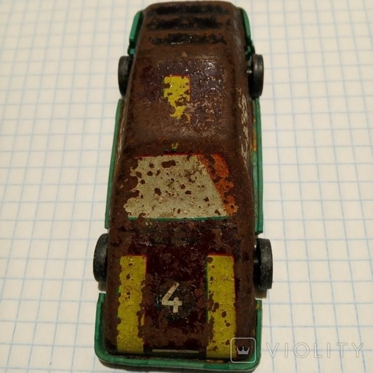 Машинка СССР номер 4, фото №6