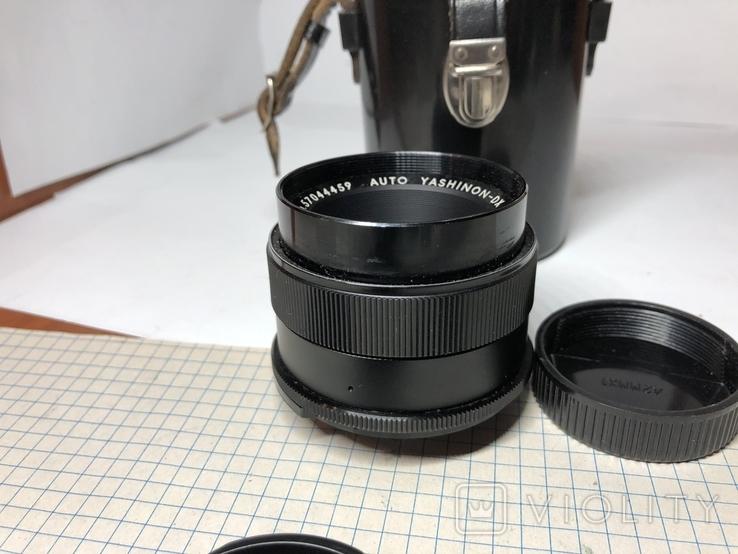 Светосильный обьектив Yashica 1.7/50мм Япония м42, фото №6