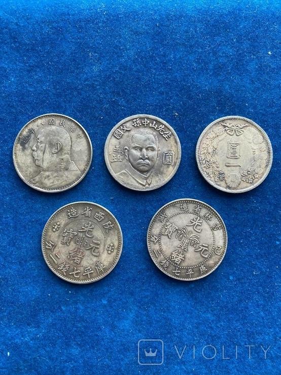 Копии азиатских монет, фото №2