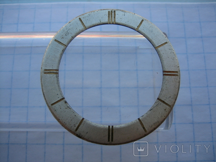 Ободок для циферблата Луч, фото №2