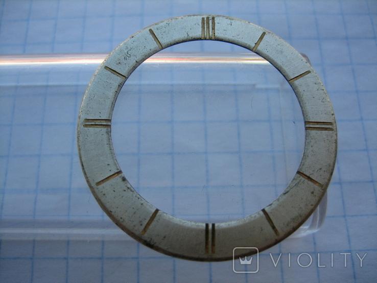 Ободок для циферблата Луч, фото №6