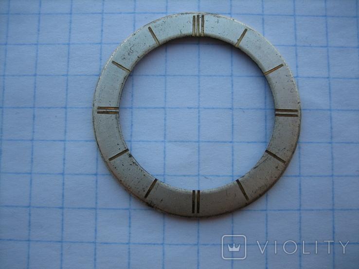 Ободок для циферблата Луч, фото №7