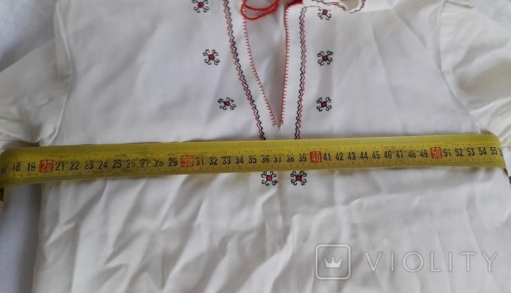 Вышиванка детская, фото №8