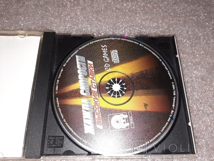 Игра для Sony Playstation Жажда скорости 4 высокие ставки, фото №7