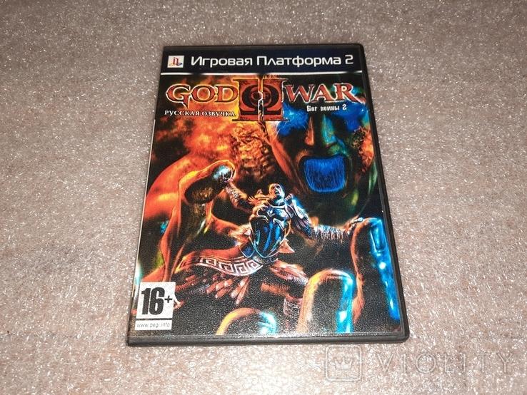 Игра для Sony Playstation 2 Бог войны 2, фото №2