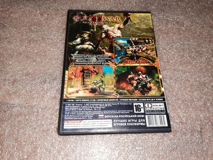 Игра для Sony Playstation 2 Бог войны 2, фото №4