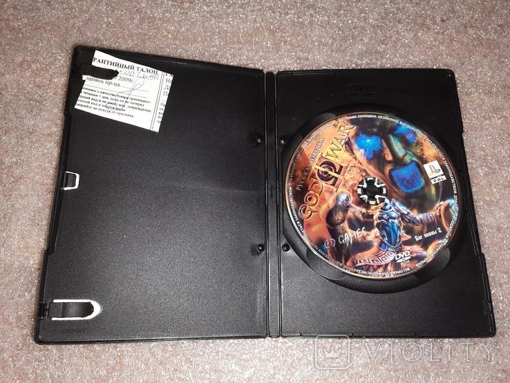 Игра для Sony Playstation 2 Бог войны 2, фото №6