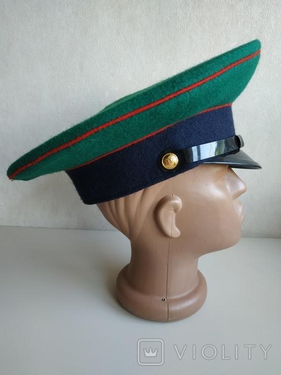 Фуражка пограничника ПВ КГБ СССР, фото №6