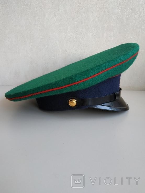 Фуражка пограничника ПВ КГБ СССР, фото №11