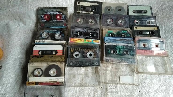 Старые кассеты, фото №2