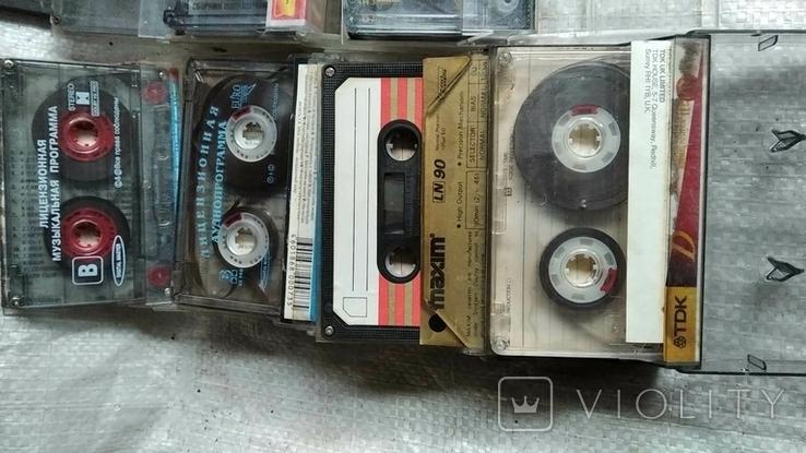 Старые кассеты, фото №3
