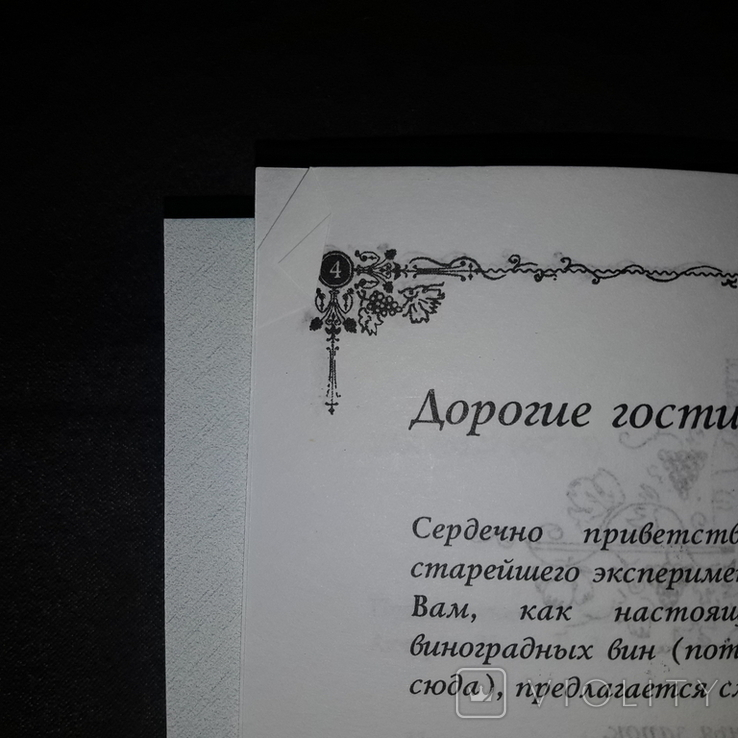"Путешествие по знаменитым винам ""Магарача"" 2002, фото №13"
