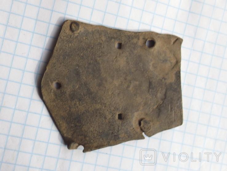 Самодельная колодка от медали, фото №3