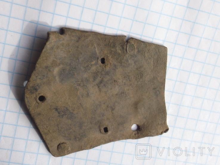Самодельная колодка от медали, фото №6