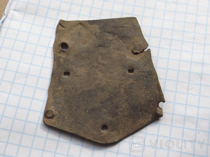 Самодельная колодка от медали, фото №9