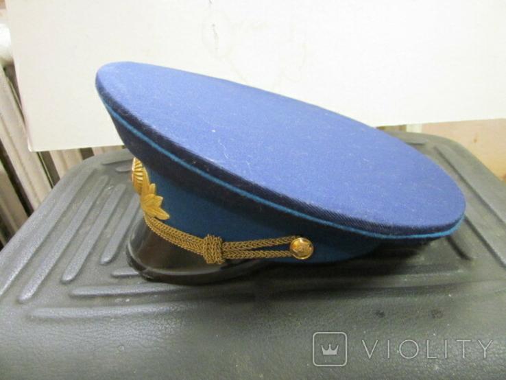 Фуражка летчика СССР, фото №3