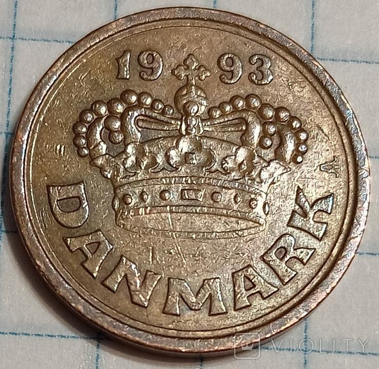Дания 25 оре 1993, фото №3