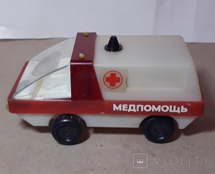 Машинка СССР Медпомощь, фото №2