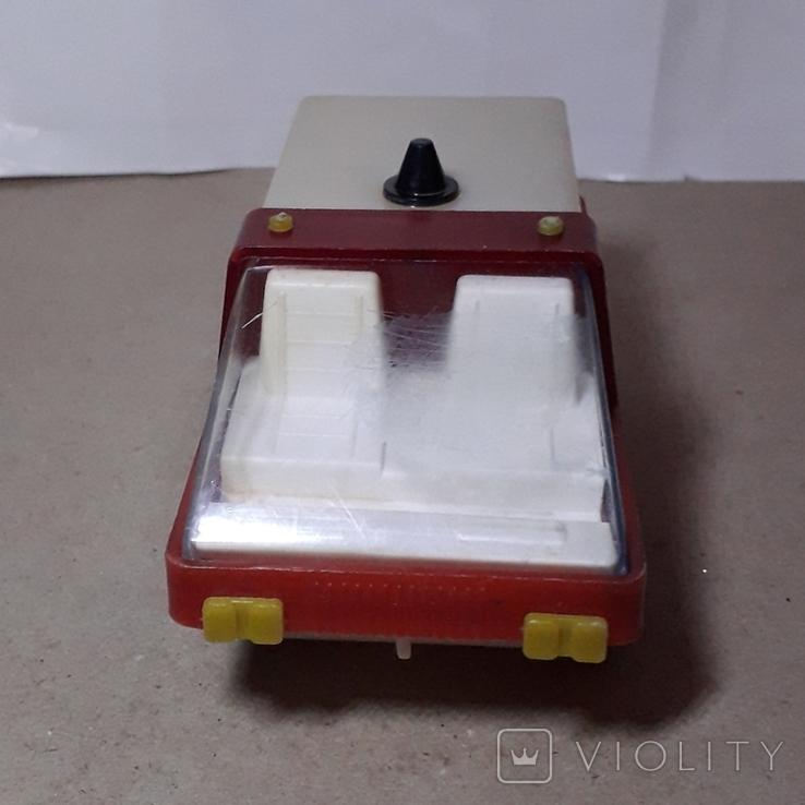 Машинка СССР Медпомощь, фото №3