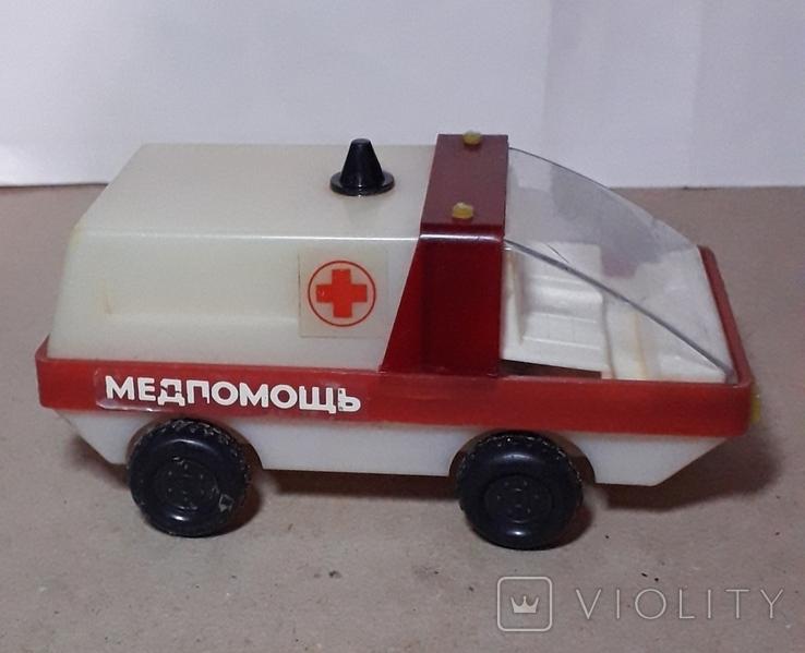 Машинка СССР Медпомощь, фото №4